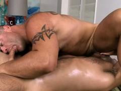 Explicit and sensual massage