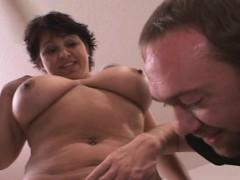 Big Boobed Latina Slut Wife Fuck Trained