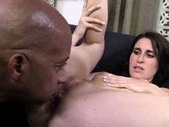 Kara Price takes on a big black cock